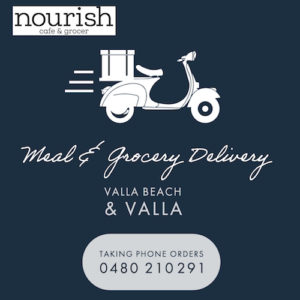 Nourish Cafe Home Delivery